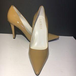 Ralph Lauren High Heels and Pointy-toe Pumps